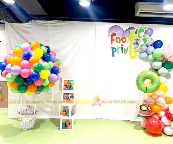 澳門氣球派對佈置2