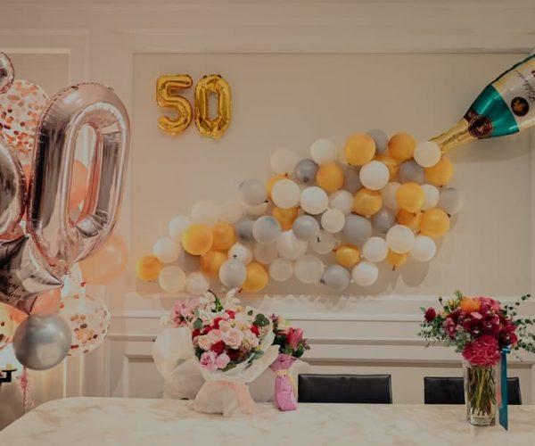 澳門生日氣球佈置 (1)